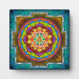 Intuition Sri Yantra - Artwork II Platten