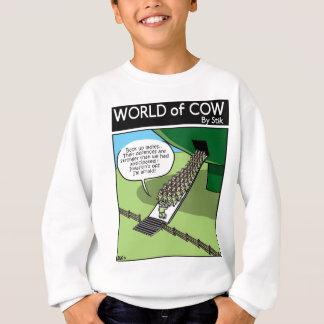 Invasion der Milch Squirters Sweatshirt
