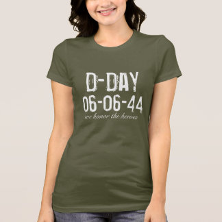 Invasionstag, 06-06-44 T-Shirt