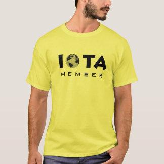 Iota-MitgliedsShirt, helle Farben T-Shirt