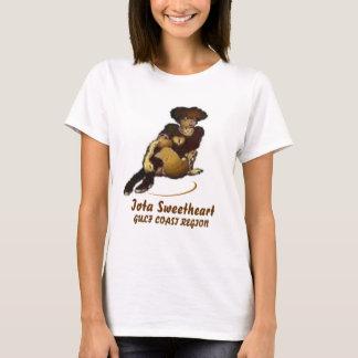 Iota-Schatz GOLF-KÜSTEN-REGION T-Shirt