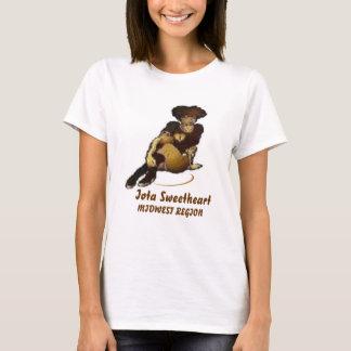 Iota-Schatz MITTELWESTEN-REGION T-Shirt