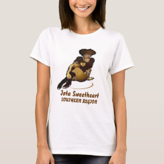 Iota-Schatz SÜDLICHE REGION T-Shirt