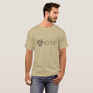 Iotaschlüsselmünzen-T - Shirt