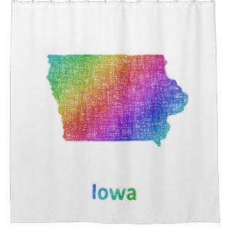 Iowa Duschvorhang