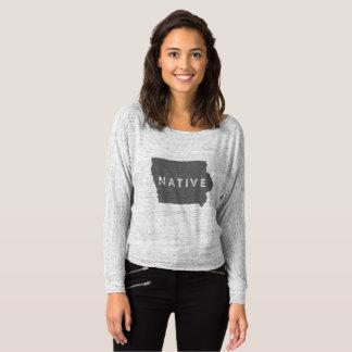 Iowa-Eingeborener T-shirt
