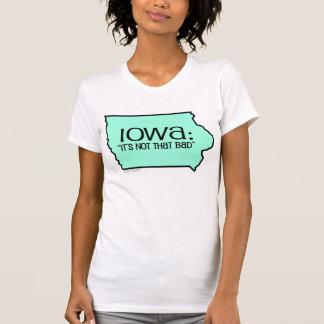 Iowa: Es ist nicht dieses Schlechte T-Shirt