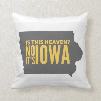 Iowa- = Himmels-Kissen Kissen