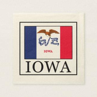 Iowa Papierserviette