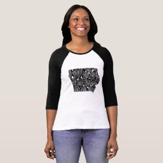 Iowa-Rosen-Blumenbaseball-Shirt T-Shirt