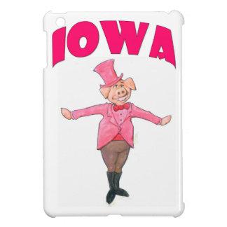 Iowa-Schwein iPad Mini Hülle