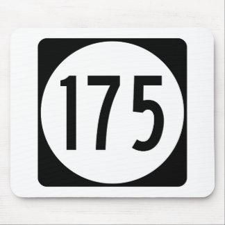 Iowa-Staats-Weg 175 Mousepad