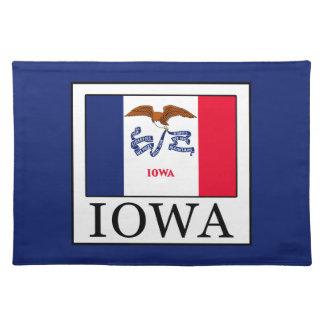 Iowa Stofftischset