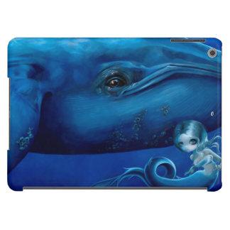 """IPad Air ケース """"des großen Blauwals"""" iPad Air Hülle"""