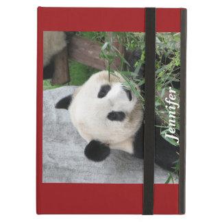 iPad Air ケース, Panda, rot
