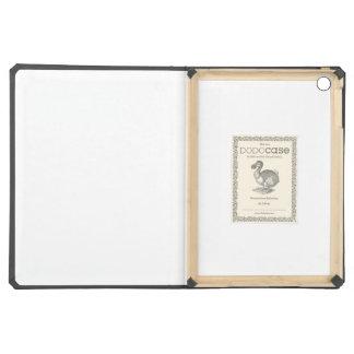 iPad Air Dodocase (Schwarzes)