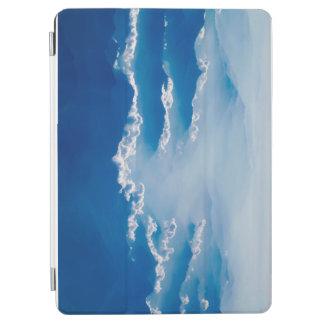 iPad Air und intelligente Abdeckung-Blaue Wolke iPad Air Hülle