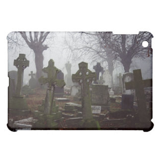 Ipad Fall-Friedhofs-Bild Hülle Für iPad Mini