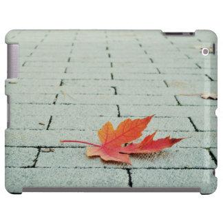 iPad Fall - Herbstblatt