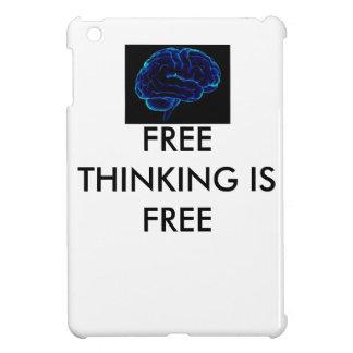ipad Fall, ipad Abdeckung, freies Denken, freier D iPad Mini Hüllen