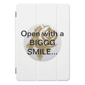 IPad Fall-… Sikhlöwe… offen mit einem BIGGG iPad Pro Cover