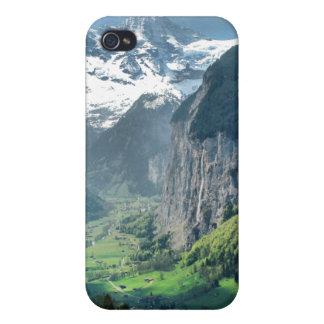 iPad/iPhone/iPod Fall mit die Schweiz-Landschaft iPhone 4 Case