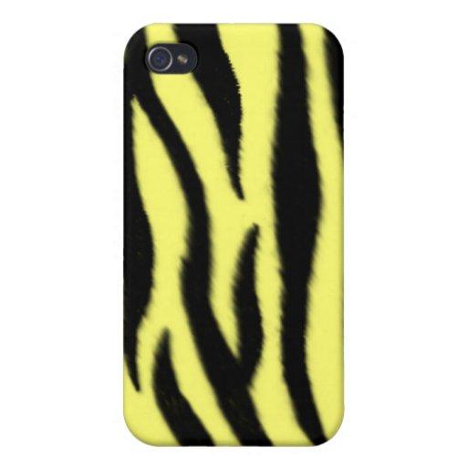 iPad/iPhone/iPod Fall Zebramuster iPhone 4 Schutzhüllen