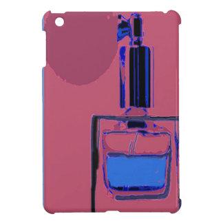 iPad mini glattes Fallrosa mit Parfümflasche Hülle Fürs iPad Mini