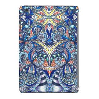 iPad Minikaum dort zeichnendes BlumenZentangle iPad Mini Retina Cover