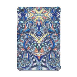 iPad Miniretina-Kasten der BlumenZentangle
