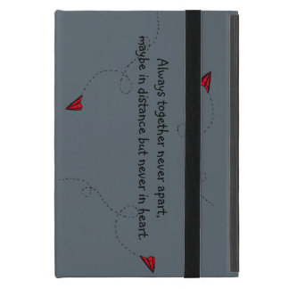 Ipad-Rumpf Mini- Flugzeug aus Papier Etui Fürs iPad Mini