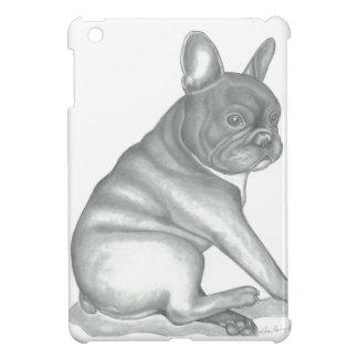 iPad Skizze der französischen Bulldogge Minifall iPad Mini Hülle