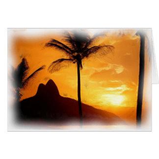 Ipanema, - Rio de Janeiro, - Brazil_Painting_oil Karte