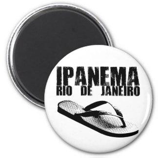 Ipanema Rio de Janeiro Kühlschrankmagnete