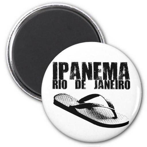 Ipanema, Rio de Janeiro Kühlschrankmagnete