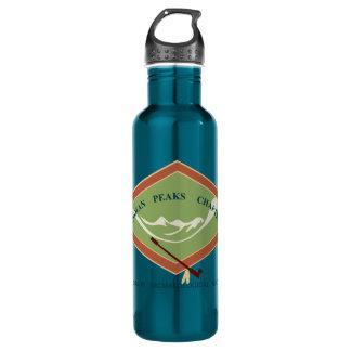 IPCAS elektrische blaues Wasser-Flasche Edelstahlflasche