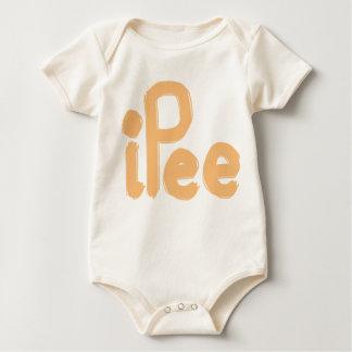 iPee lustige Babykleidung Baby Strampler