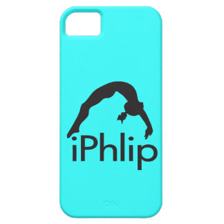iPhlip iPhone Fall für Gymnast Barely There iPhone 5 Hülle