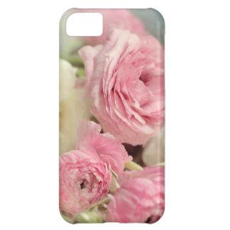 iphone4- Fallrosa Ranunculus-Blumen Hülle Für iPhone 5C