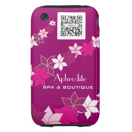 iPhone 3G/3Gs Fall-Schablonen-Aphrodite-Wellness-C iPhone 3 Tough Hülle