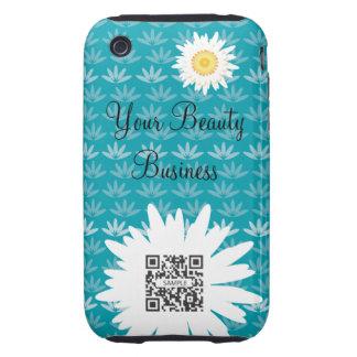 iPhone 3G/3Gs Fall-Schablonen-Bio Schönheit iPhone 3 Tough Cover