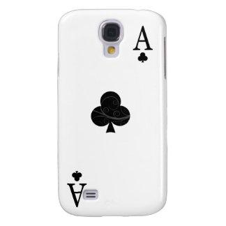 iPhone 3G Fall - Kreuzass Spielkarte Galaxy S4 Hülle
