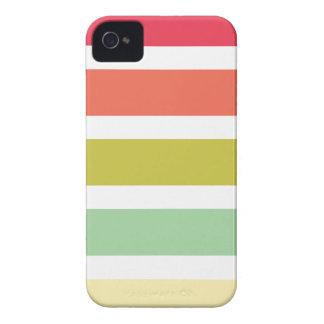 iPhone 4 4s Fall mit bunten Streifen iPhone 4 Hülle
