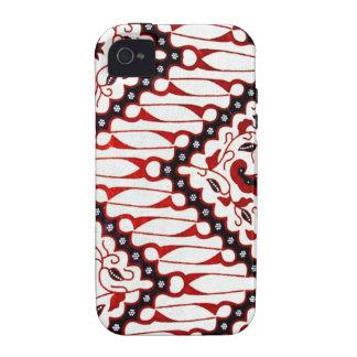 iphone 4/4s Fall mit einzigartigem Batik iPhone 4/4S Hüllen