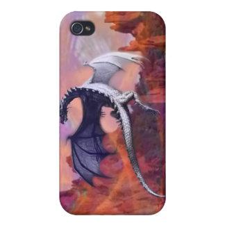 iPhone 4/4S Speck-Kasten: Hochfliegender Drache iPhone 4 Hüllen