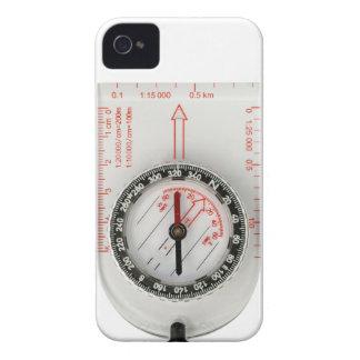 iPhone 4 Abdeckung - Orienteering Kompass iPhone 4 Case-Mate Hülle
