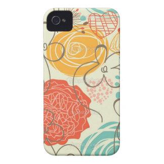 iPhone 4 Blumenfall 4s iPhone 4 Case-Mate Hüllen