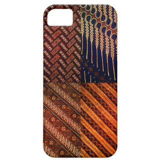 iphone 5/5s Fall mit einzigartigem Batik Barely There iPhone 5 Hülle