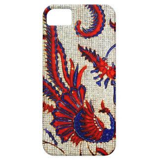 iphone 5/5s Fall mit einzigartigem Batik Hülle Fürs iPhone 5