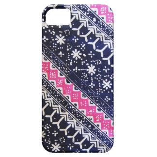 iphone 5/5s Fall mit einzigartigem Batik iPhone 5 Etuis
